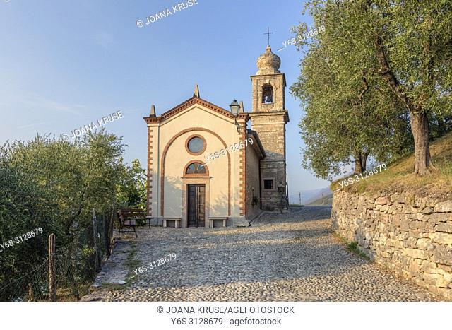 Crero, San Siro, Veneto, Lake Garda, Italy, Europe
