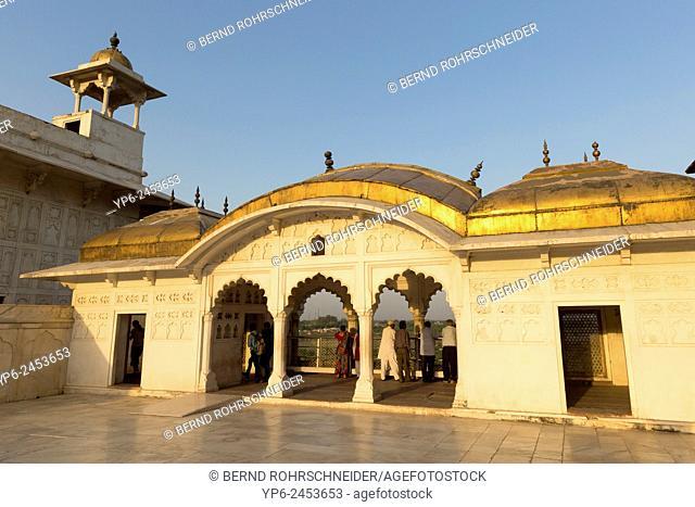 Agra Fort, Agra, Uttar Pradesh, India