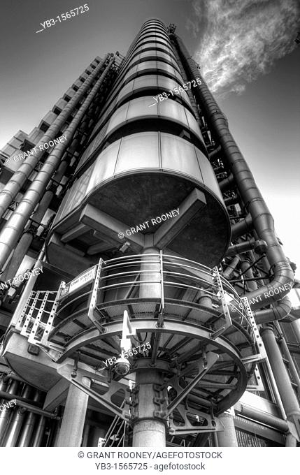 The Lloyds Building, London, England