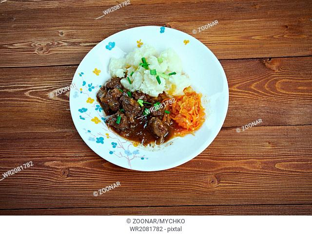 Reindeer stew