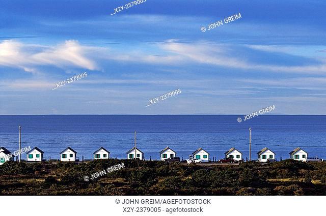Truro cottages, Cape Cod, MA, USA