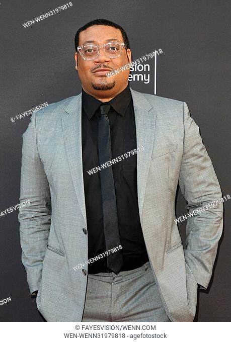 69th Los Angeles Area Emmy Awards Featuring: Cedric Yarbrough Where: Los Angeles, California, United States When: 23 Jul 2017 Credit: FayesVision/WENN