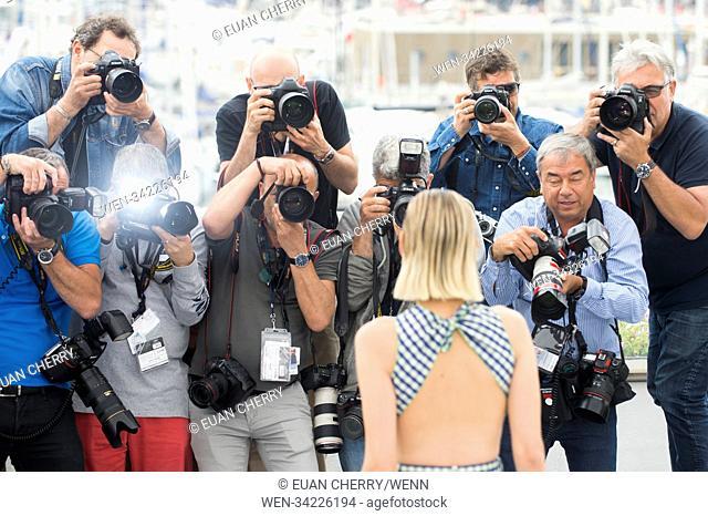 71st annual Cannes Film Festival - Atmosphere Featuring: Atmosphere Where: Cannes, France When: 12 May 2018 Credit: Euan Cherry/WENN