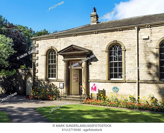 The Courthouse Museum at Ripon North Yorkshire England