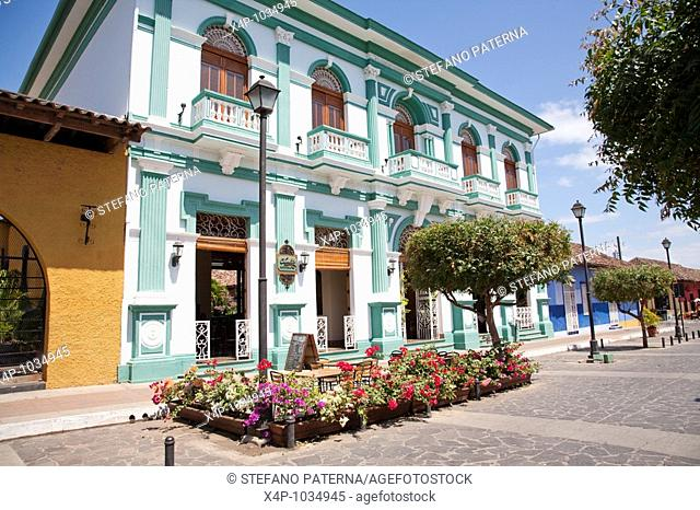 Hotel Dario, La Calzada, Granada Nicaragua
