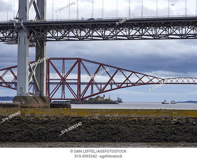 Firth of Forth Edinburgh Scotland