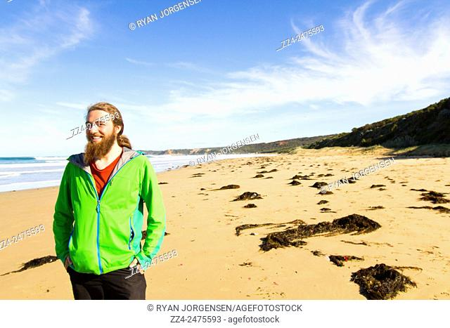 Anglesea, Victoria, Australia. Located on the Great Ocean Road in the Surf Coast Shire