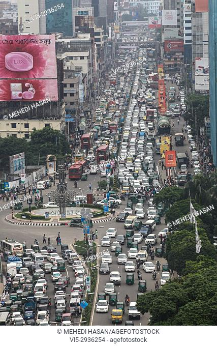 Dhaka, Bangladesh: Traffic jams have become intolerable in Dhaka. Some other major reasons are the total absence of a rapid transit system; the lack of an...