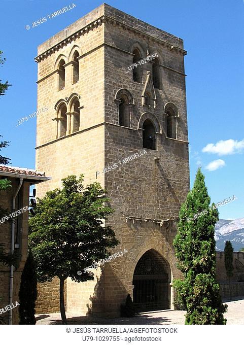 Torre Abacial, Laguardia, Rioja Alavesa, Araba, Euskadi, España