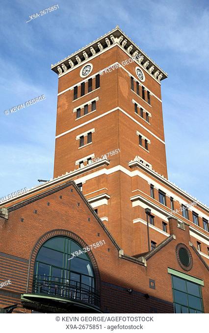 Brindley Place; Birmingham; England