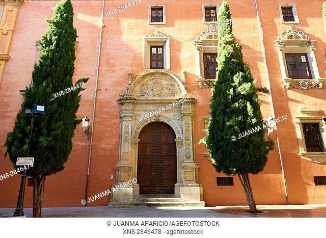 Palacio Arzobispal, Granada, Andalusia, Spain, Europe
