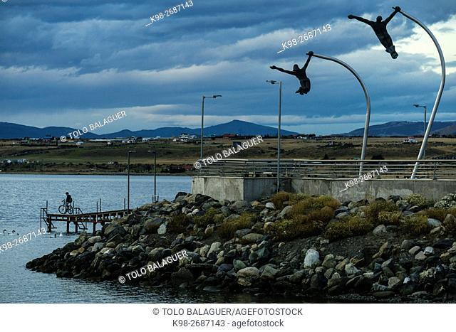 Puerto Natales, Chilean Patagonia, Region of Magallanes and Chilean Antarctica, Chile