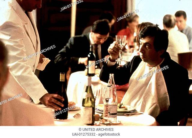 American Cuisine, Cuisine Americaine, American Cuisine, Cuisine Americaine, Rupert (Michel Muller) *** Local Caption *** 1998