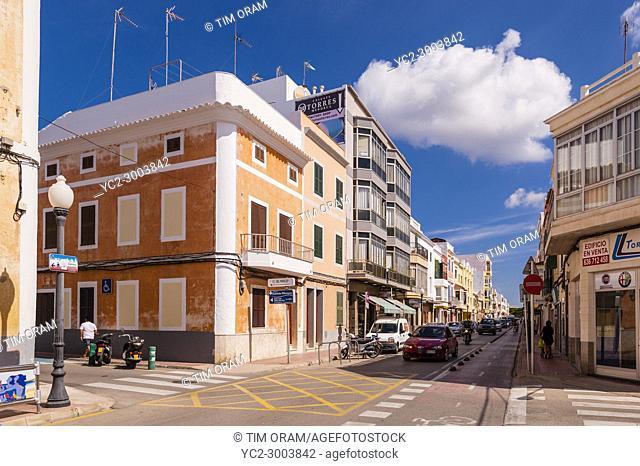 Ciutadella de Menorca , Menorca , Balearic Islands , Spain