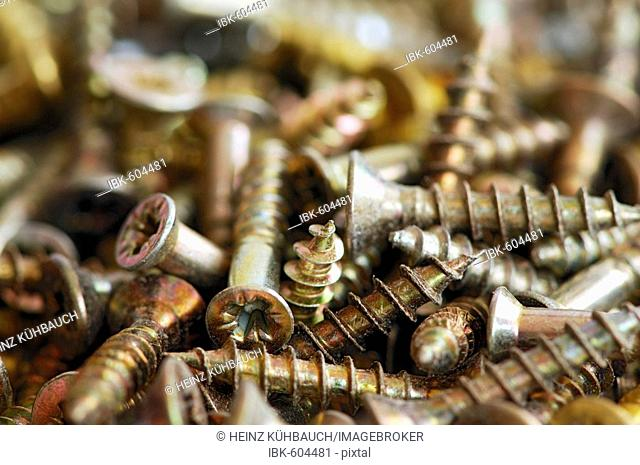 Wood screw Stock Photos and Images | age fotostock