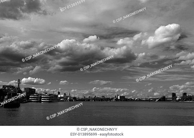 landscape kiev