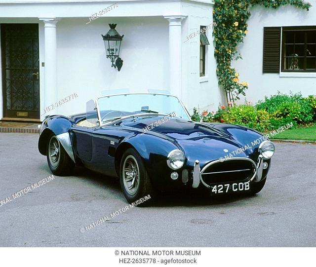 1966 AC Cobra 427. Artist: Unknown