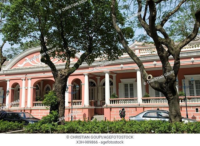 Military Club,Macau,Special Administrative Region,China,Asia