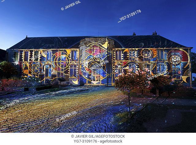 Museum of fine arts, Chartres, Eure-et-Loir, Centre-Val de Loire, France