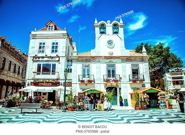 City of Cascais, Lisbon area, Portugal