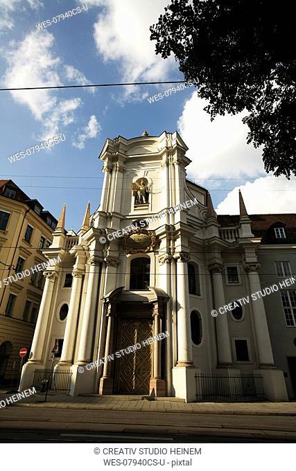 Germany, Bavaria, Erzbischöfliches Matrikelamt, Munich