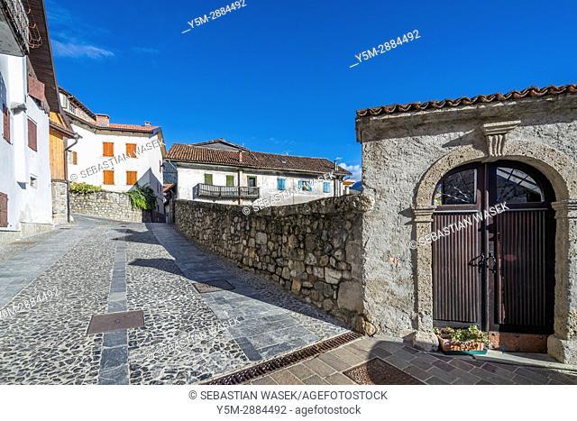 Sutrio, Province of Udine, region Friuli-Venezia Giulia, Italy, Europe
