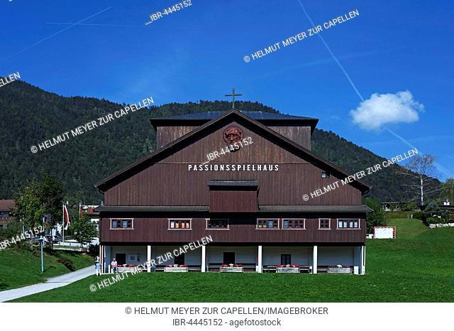 Passionsspielhaus, Thiersee, Kufstein District, Tyrol, Austria