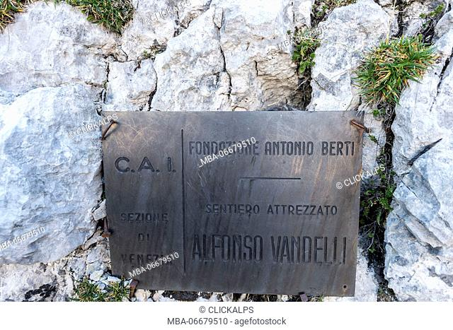 Sorapiss, Dolomites, Veneto, Italy