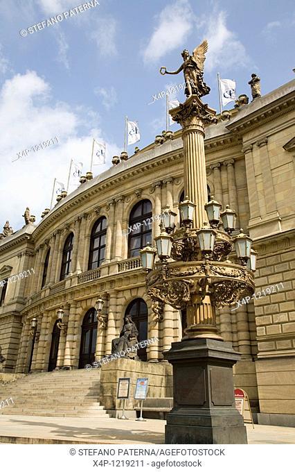 Rudolphinum, Prague