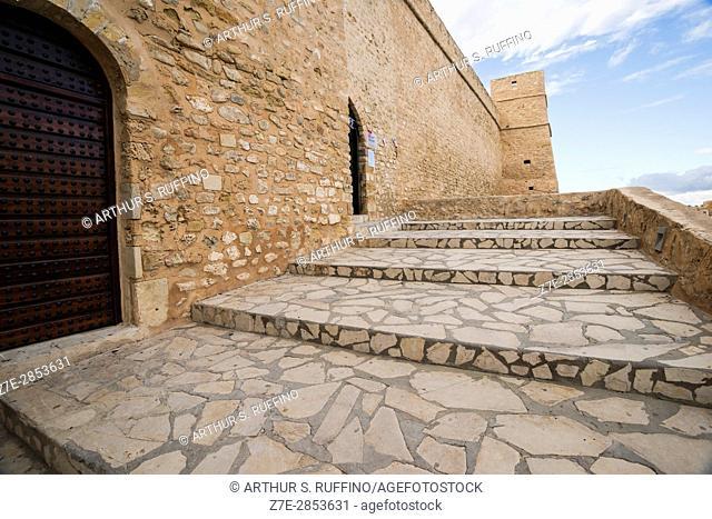 Hammamet Fort, Hammamet, Nabeul Governorate, Tunisia