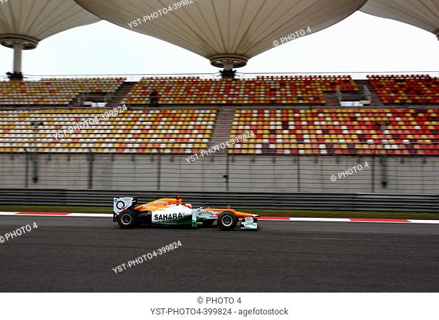 13.04.2012 - Free Practice 1, Jules Bianchi (FRA), Test Driver, Sahara Force India Formula One Team VJM05