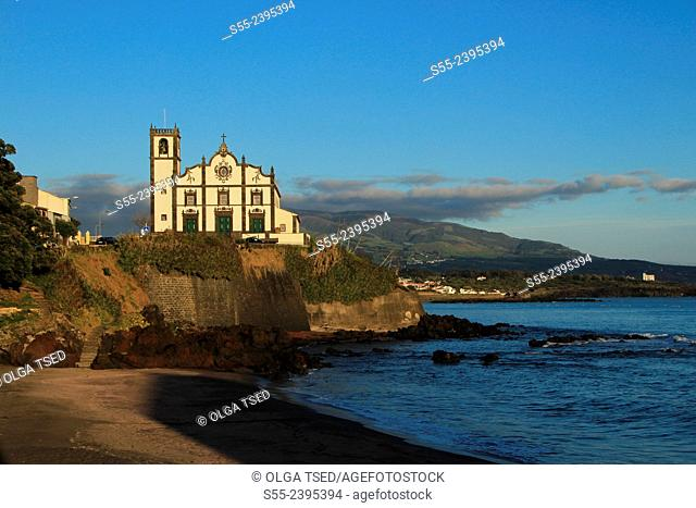 The parish of São Roque, which is situated along the southern coast of Ponta Delgada. The parochial church to St. Roch, remotes the 16th century