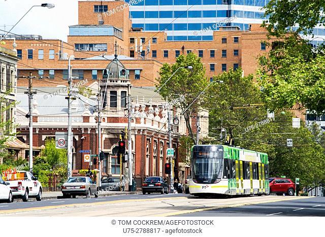 Nicholson Street, Melbourne, Victoria, Australia