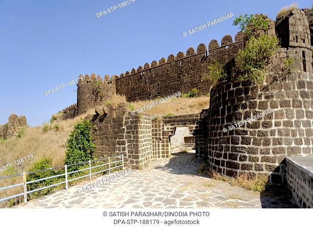 Naldurga Fort District Osmanabad Maharashtra India