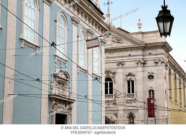 Church in Lisbon Portugal