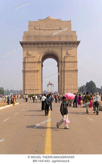 Amar Jawan Jyoti, India, South Asia Gate, Delhi, India, South Asia