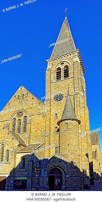 Church, La Smelling Roche-en-Ardenne Belgium
