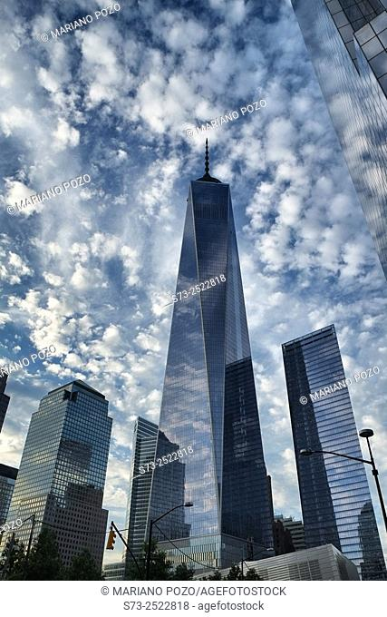 One World Trade Center, New York City, USA
