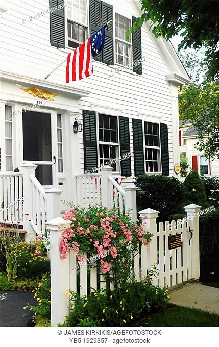 Summer Home, Rhode Island
