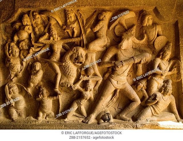 Mahabalipuram or Mahabillipuram or Mammallapuram, its official name, is a small seaside town located in the northern part of Tamil Nadu
