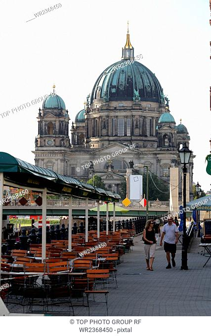 In Europe Germany Berlin