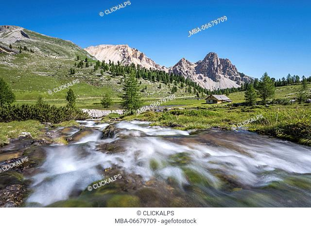 Fanes, Dolomites, South Tyrol, Italy