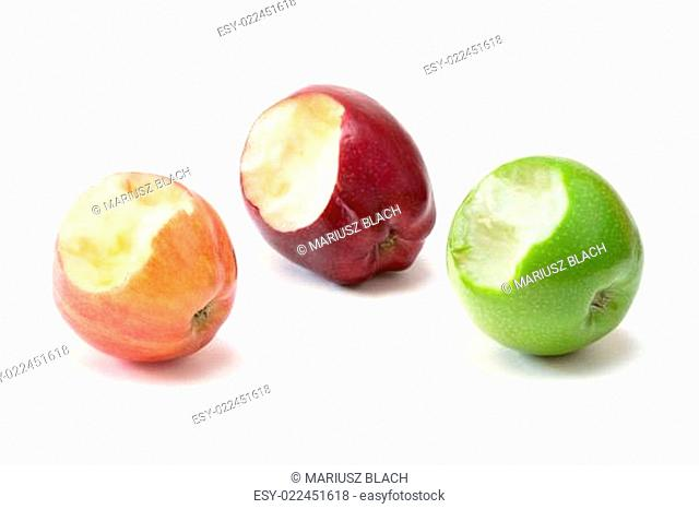 apples with bite