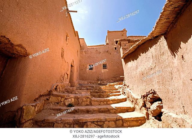 Morocco, Ksar Ait Ben Haddou