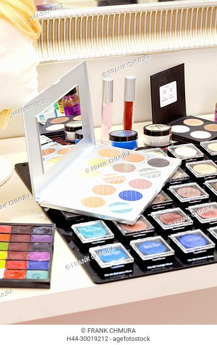 Set of High Quality Makeup Cosmetic Products