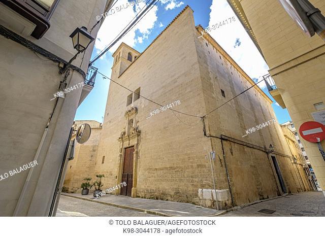 iglesia de la Purísima Concepció, Palma, Mallorca, balearic islands, Spain