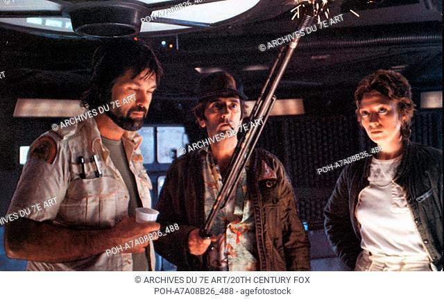 Alien Year: 1979 USA / UK  Director : Ridley Scott Tom Skerritt , Veronica Cartwright , Harry Dean Stanton Photo: Bob Penn