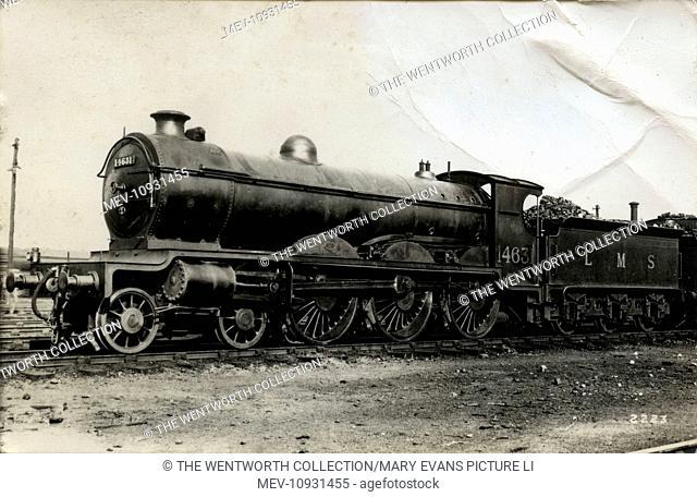14631 Pickersgill Caledonian 60 Class Steam Locomotive 4-6-0, England. London, Midland & Scottish Railway