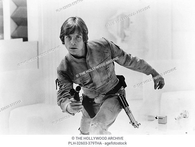 Mark Hamill in Star Wars Episode V: The Empire Strikes Back, 1980