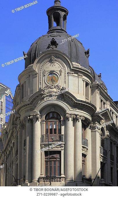 Chile, Santiago, Club de la Union,